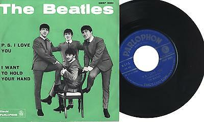 """THE BEATLES - P.S. I love you - 7"""" 45gg ITA MINT 1964"""