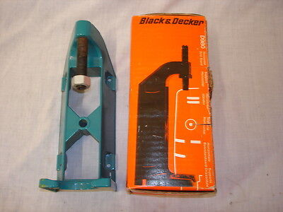 Black & Decker D980 Horizontal Drill Stand Boxed