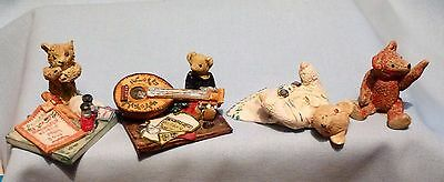 Colourbox  Bears    Four  Assorted, All In   Ex!!!!.   Set. 11