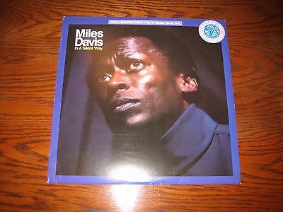 Miles Davis – In A Silent Way - CJ 40580 Vinyl LP