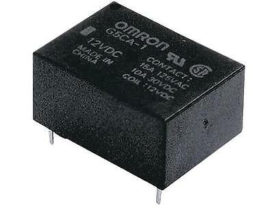 G5CA-1A-24DC Relay electromagnetic SPST-NO Ucoil24VDC 10A/250VAC 200mW