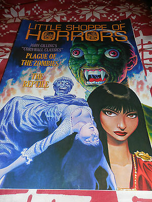 Little shoppe of horrors issue 23