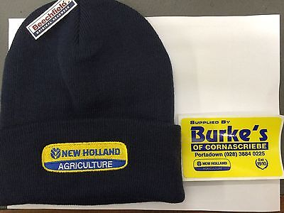 New Holland Beanie Hat ***Price Includes Vat****