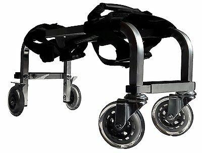 Professional Massage Table Trolley High Quality Aluminium Frame Carry Case Cart
