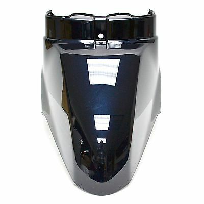 Kymco Oem Black Blue Front Fender 2012 Like 61100-Lgr5-E10-Bjp