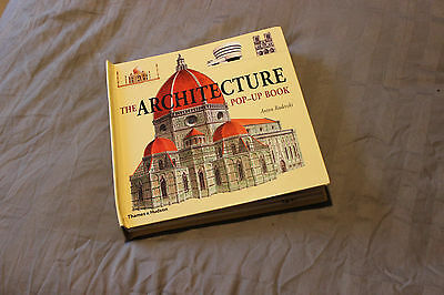 The Architecture Pop Up Book by Anton Radevski