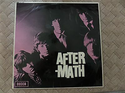 The Rolling Stones - Aftermath - Original Vinyl Album U.K. Stereo Decca