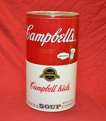 Vintage Campbell's Soup Kids at play series * The Engineer CK-4 * BRAND NEW MINT