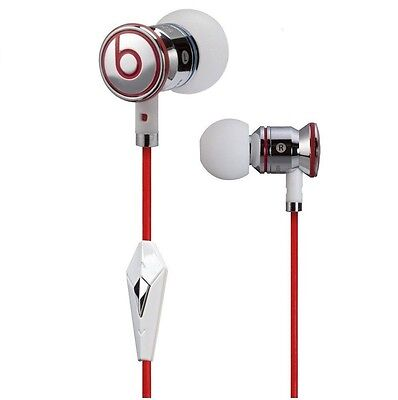 ORIGINAL MONSTER iBEATS BEATS BY DR. DRE IN-EAR HEADSET KOPFHÖRER --- WEIß