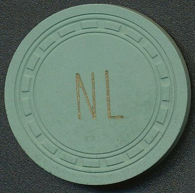 Northern Lounge Ely 3rd Issue Noll Langworthy ND NL chip R6