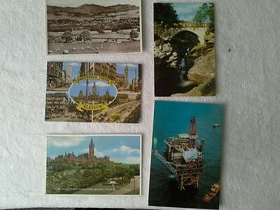 Glasgow And Scottish Collection Of Postcard S