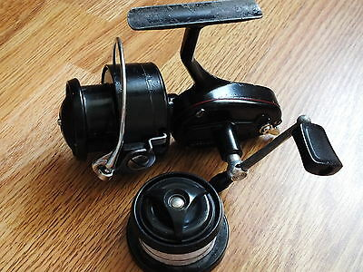 vintage mitchell 300a fishing reel and spare spool
