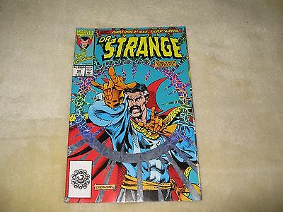Dr Strange Issue 50 Featuring Ghost Rider , Hulk & Silver Surfer 1993