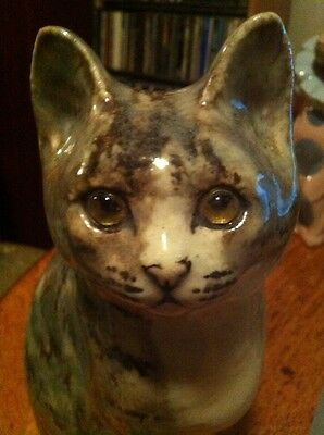 Winstanley Cat Size 2 Sitting Signed