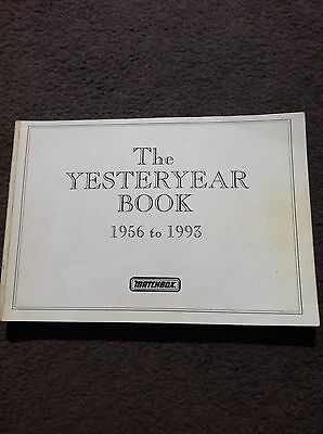 Matchbox YESTERYEAR BOOK 1956 to 1993 SIGNED By Kevin McGimpsey & Stewart Orr