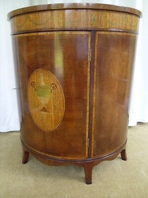 Titchmarsh Goodwin £8450 New Mahogany Commode Antique Style Cabinet Sideboard