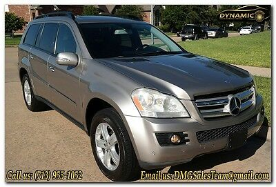 2007 Mercedes-Benz GL-Class GL450 4MATIC 2007 MERCEDES GL450, CLEAN TITLE, NAVIGATION, LAST CHANCE TO BUY IT