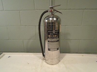 American LaFrance Fire Extinguisher PWA-51 2-1/2gal Water Can FireTruck/Engine