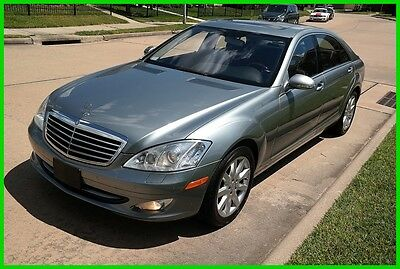 2007 Mercedes-Benz S-Class S550 ~ RED TAG SALE 2007 MERCEDES S550, CLEAN TITLE, RUST FREE, RED TAG SALE