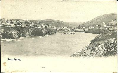 Port Isaac, Cornwall (Printed Postcard) 1904