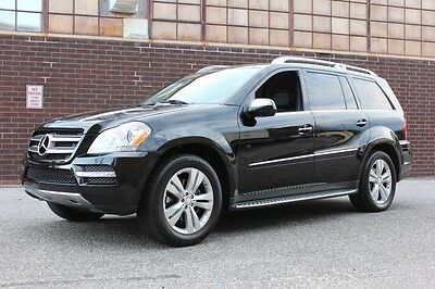 2010 Mercedes-Benz GL-Class Base Sport Utility 4-Door BEAUTIFUL 2010 MERCEDES-BENZ GL450 4-MATIC, LOADED WITH OPTIONS, JUST SERVICED!!