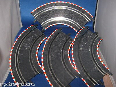 SCX 1:43 Compact Curve Track Pack  Full Circle  4pc Total Track