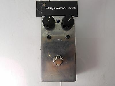 Lovepedal Kalamazoo Silver Od  Overdrive Effects Pedal Free Usa Shipping