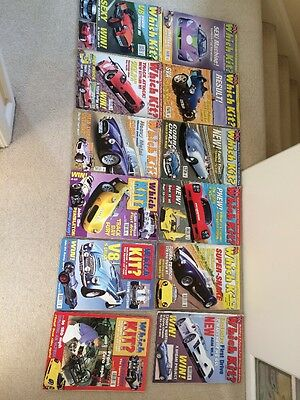 Which Kit Car Magazines 2003