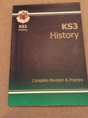 CGP KS3 History Complete Revision And Practice