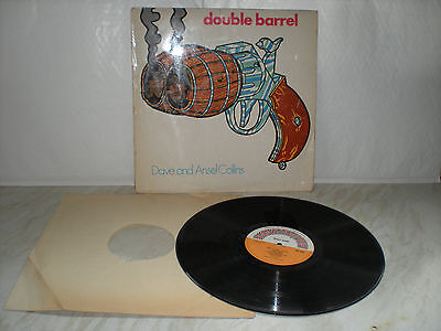 Double Barrel By Dave & Ansell Collins Vinyl L.P. TBL 162