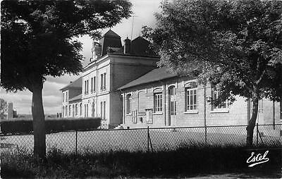 Cpsm 78 Gargenville Mairie Et Groupe Scolaire
