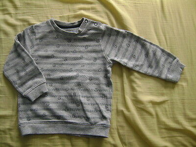 Pull TOM TAILOR taille 74 TBE