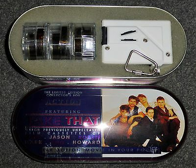 Take That - Action Replay Movie Player- Collectors Tin