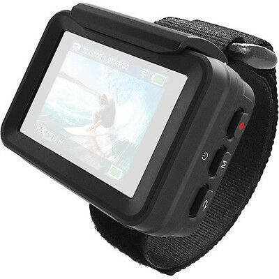 Removu RM-P1 P1 Wi-Fi Remote Viewer for GoPro HERO3/3+/4 LCD BacPac - Black