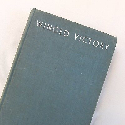 WW1 WINGED VICTORY YEATES 1st Edition RFC SOPWITH CAMEL PILOT ROYAL FLYING CORPS