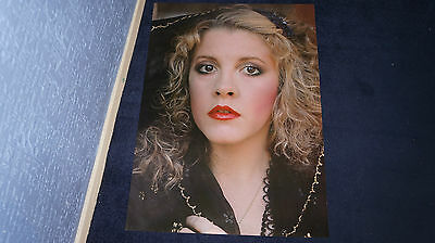 Stevie Nicks - 1980's Personality Poster  (Fleetwood Mac)