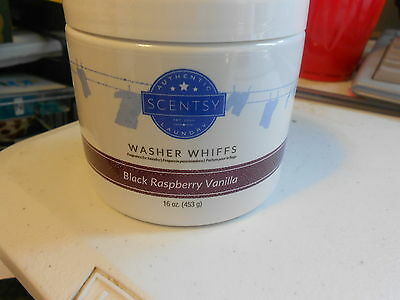 Scentsy Washer Whiffs (new) BLACK RASPBERRY VANILLA