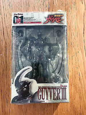 The Bioboosted Armor Guyver III Action Figure Max Factory (Dark Blades version )