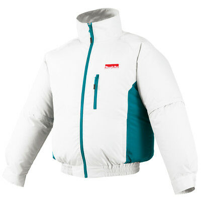 Makita DFJ201ZS 18-Volt LXT Cordless Fan Cooling Jacket, Small - Bare Tool