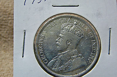1931 Canada Fifty Cents George V