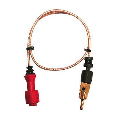 Alfano NTC Temperature Sensor For ADM Kart Lap Timer M10x1 Thread 45cm Long