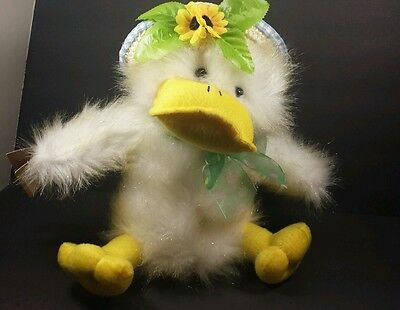 """Chantilly Lane animated singing Duck """"You are my sunshine"""" 11"""" New"""