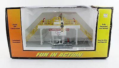 RAIL KING Fun In Action Columbia Oil Operating Storage Tank Station