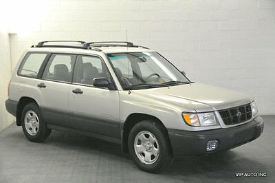 2000 Subaru Forester L 2000 Subaru Forester L All Wheel Drive Automatic Roof Rack 32426 Miles