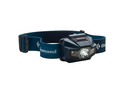Black Diamond Storm LED Headlamp Head Lamp w Night Vision 4-AAA blk 160 lumen bl