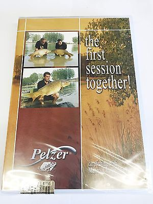 Pelzer DVD Karpfen Karpfenangeln Carp Hunting The first session together