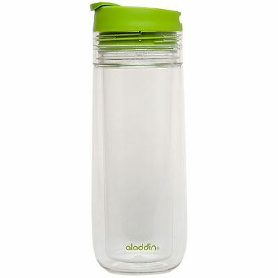 Aladdin Insulated On The Go Tea Infuser Fern 0.35L