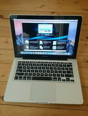 """AWESOME 13"""" Macbook Pro i5 2.5GHz/16GB RAM/250GB SSD - MS Office 2011"""