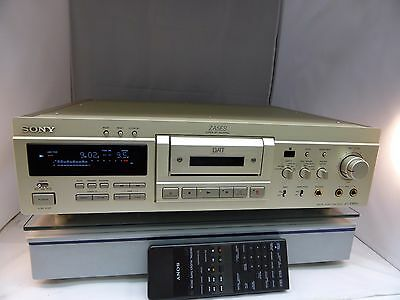 SONY DTC-ZA5ES  High-End DAT  Recorder @@@ Selten @@@