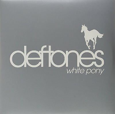 DEFTONES White Pony 2 x Vinyl LP 2010 (11 Tracks) NEW & SEALED
